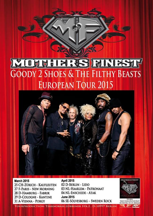 MOTHER'S FINEST Mother14