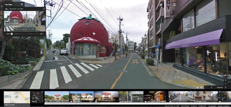Maison fraise tomate ? Tokyo - Japon Sans_107