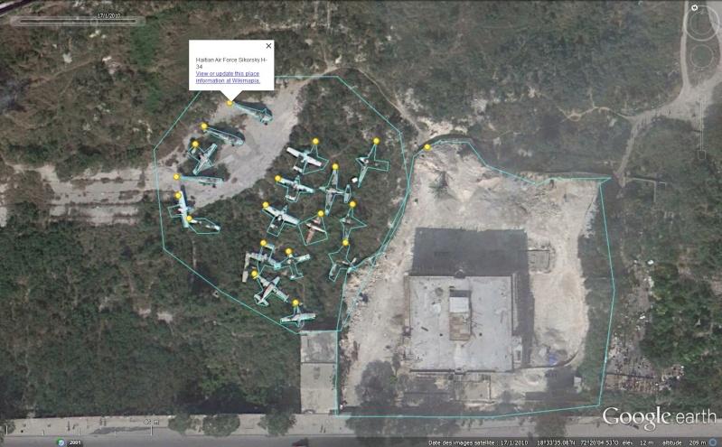 Cimetière d'avions à Port-au-Prince - Haïti Sans_139