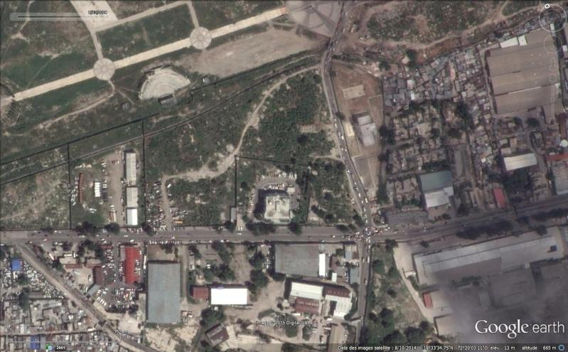 Cimetière d'avions à Port-au-Prince - Haïti Sans_140