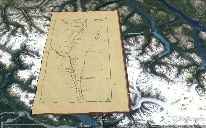 Fièvre de l'Or - Chilkoot Pass - Klondike - Yukon - Alaska Sans_148