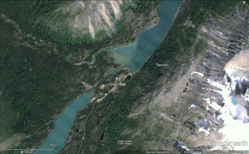 Fièvre de l'Or - Chilkoot Pass - Klondike - Yukon - Alaska Sans_150