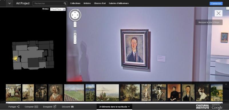 STREET VIEW : les musées en visite virtuelle - Page 5 Sans_t36