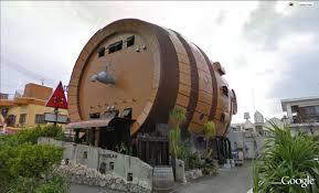 Le tonneau d'Okinawa - Japon Sans_t68