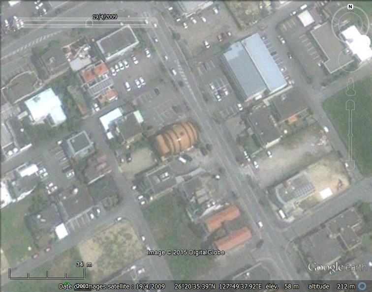 Le tonneau d'Okinawa - Japon Sans_t72