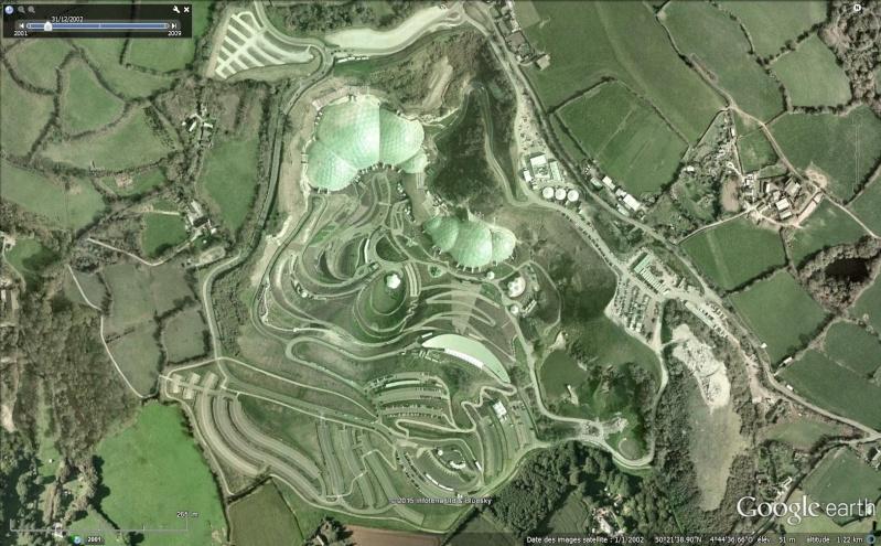 Eden Project, un complexe environnemental en Cornouailles - Angleterre Sans_t82