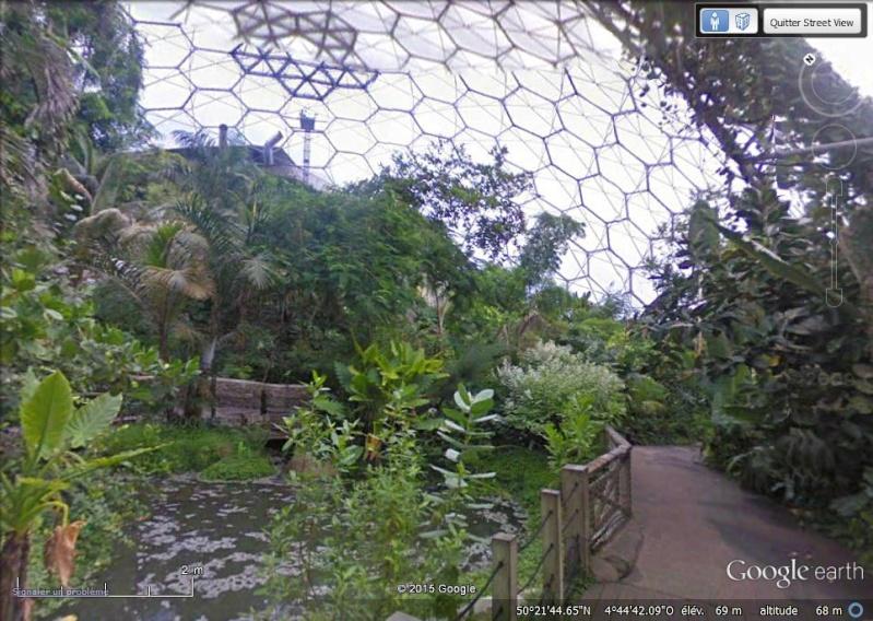 Eden Project, un complexe environnemental en Cornouailles - Angleterre Sans_t85
