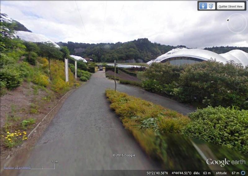Eden Project, un complexe environnemental en Cornouailles - Angleterre Sans_t87