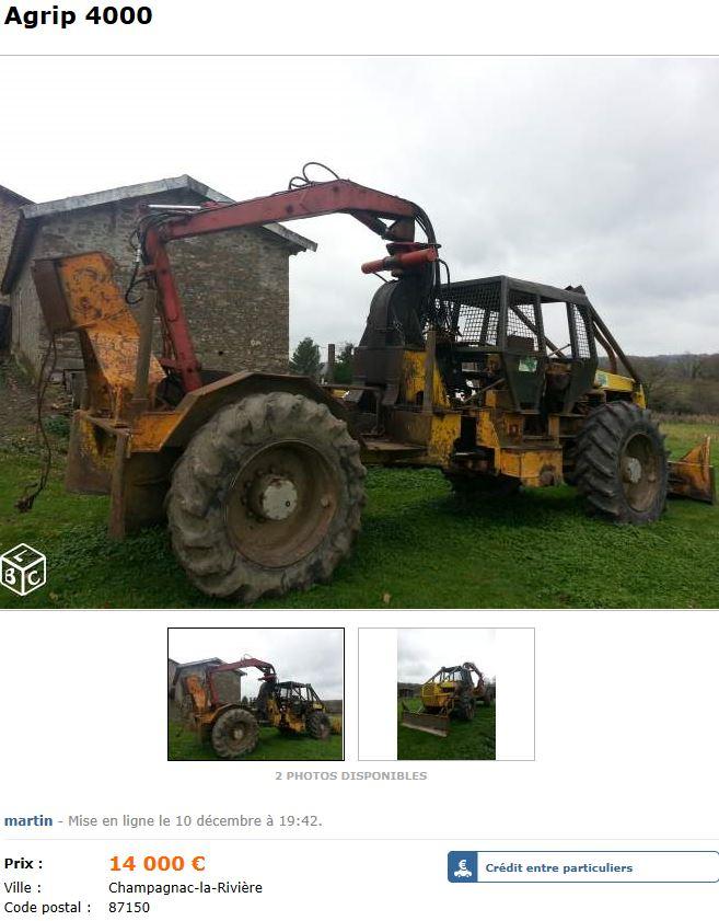 Les AGRIP en vente sur LBC, Agriaffaires ou autres Captu482