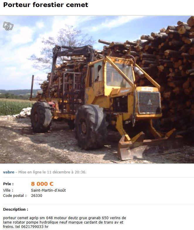 Les AGRIP en vente sur LBC, Agriaffaires ou autres Captu485