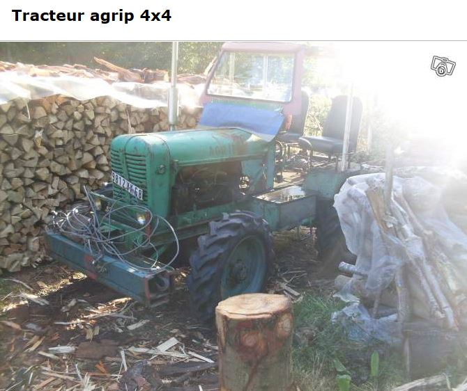 Les AGRIP en vente sur LBC, Agriaffaires ou autres Captu486
