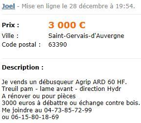 Les AGRIP en vente sur LBC, Agriaffaires ou autres Captu495