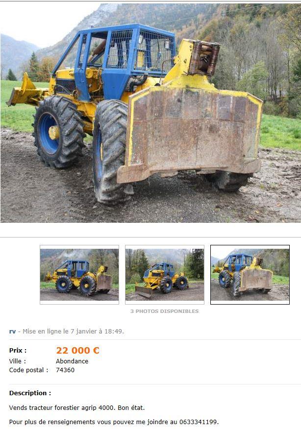 Les AGRIP en vente sur LBC, Agriaffaires ou autres Captu497