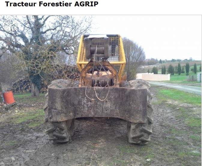 Les AGRIP en vente sur LBC, Agriaffaires ou autres Captu501