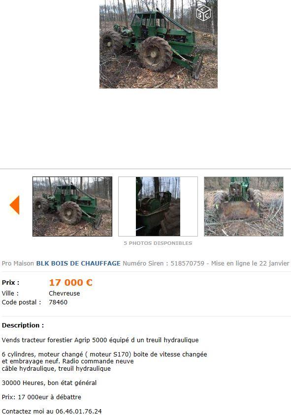Les AGRIP en vente sur LBC, Agriaffaires ou autres Captu607