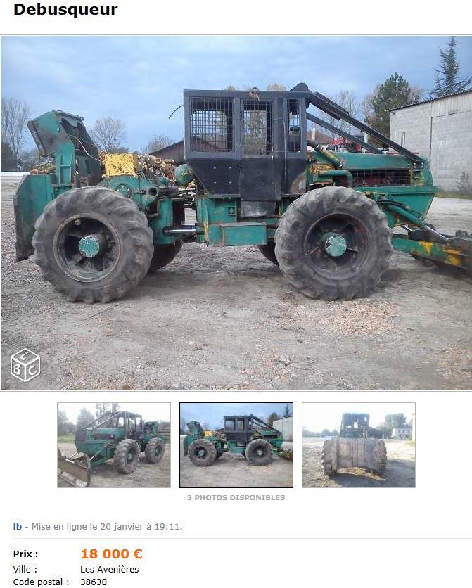 Les AGRIP en vente sur LBC, Agriaffaires ou autres Captu608