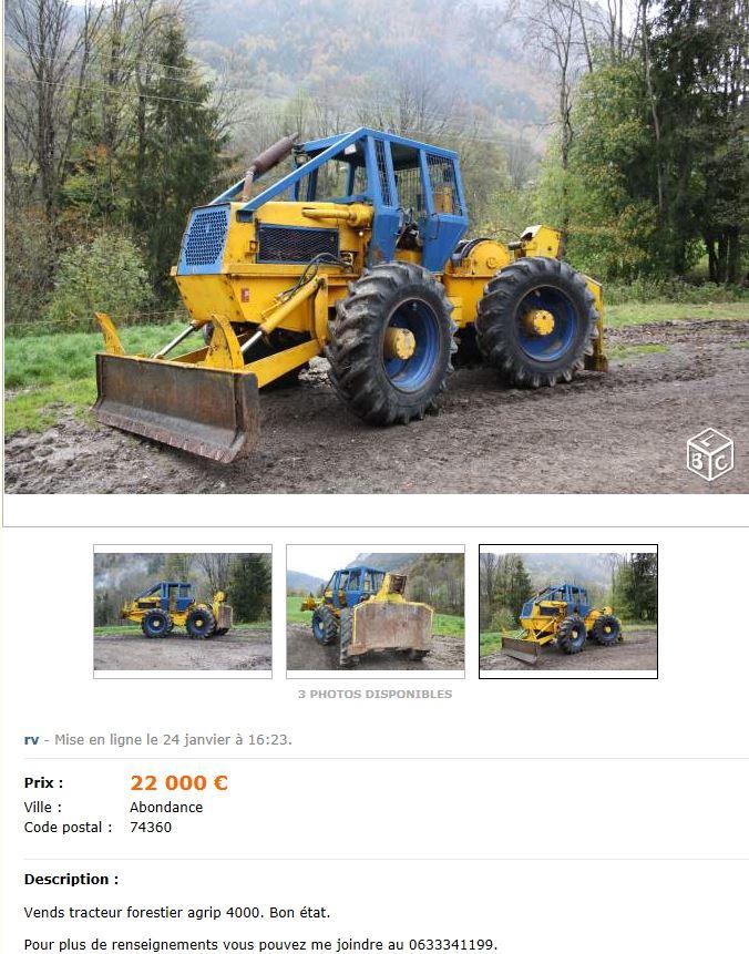 Les AGRIP en vente sur LBC, Agriaffaires ou autres Captu664