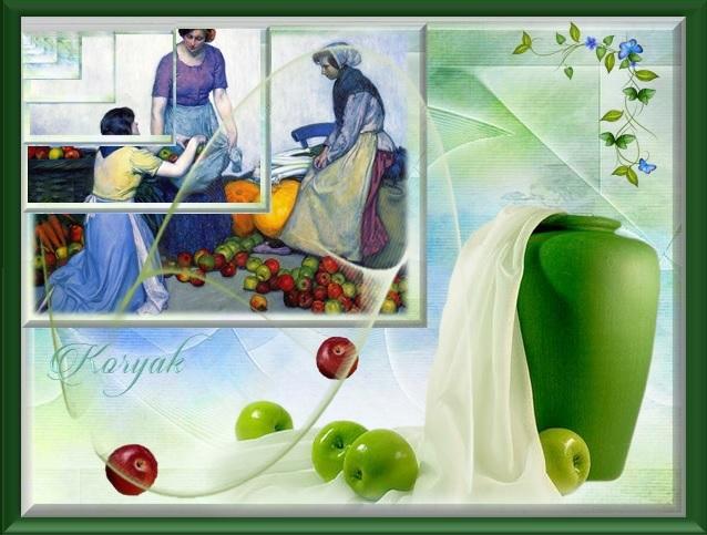 MIS CREACIONES CON MUJERES - Página 3 Green14