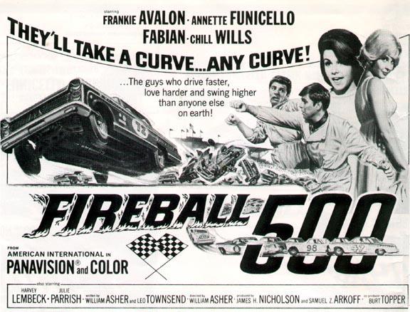 FIREBALL 500 - William Asher - 1966 Fireba11