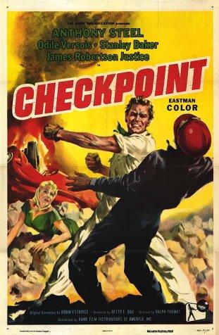 Checkpoint - Ralph Thomas - 1956  Poster10