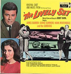 THE LIVELY SET - Jack Arnold - 1964 Variou10