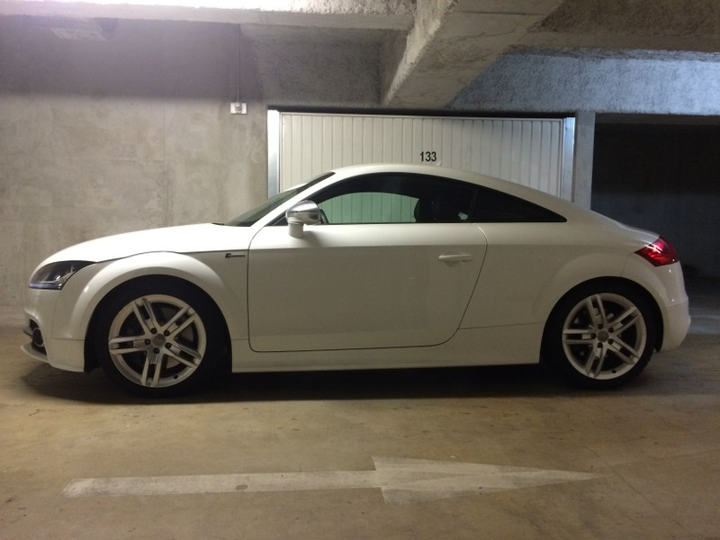 Audi TTS³ S-tronic de Quattro2a - Page 2 211