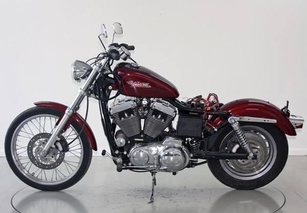 Harley Sportster 1200 75450913