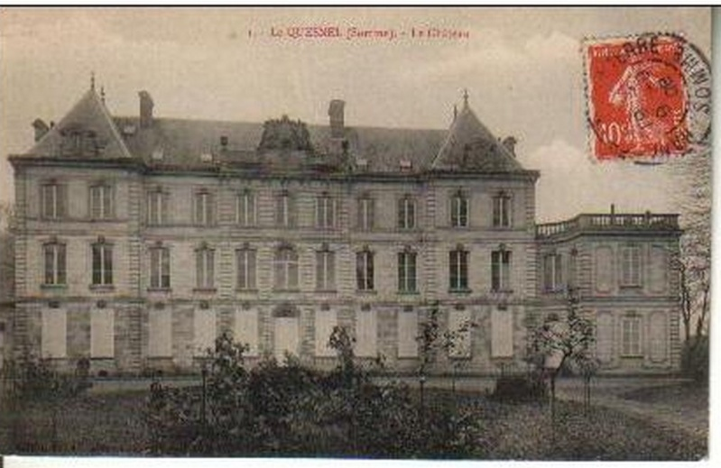 le CHATEAU : photos, cartes postales anciennes et photos actuelles 3710
