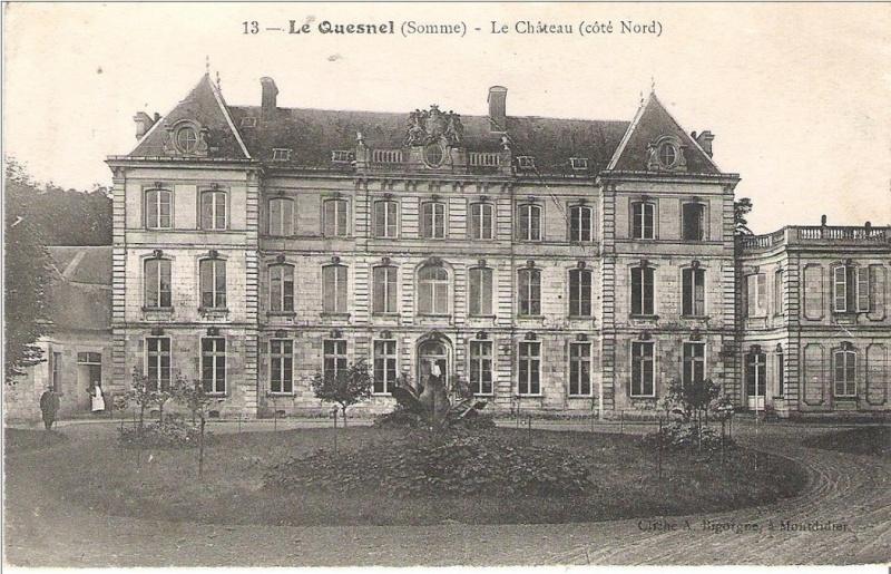 le CHATEAU : photos, cartes postales anciennes et photos actuelles 3810