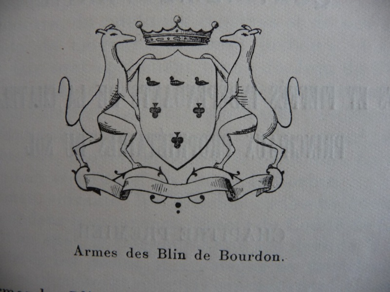 LES ARMOIRIES, BLASONS de LE QUESNEL Armes_10