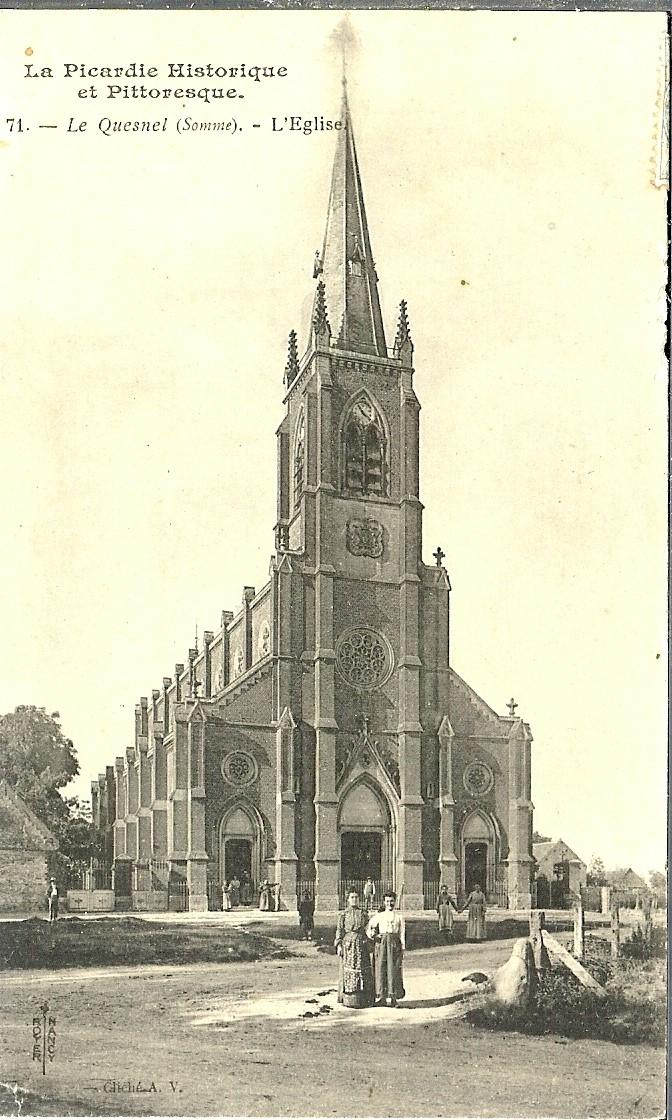 photos anciennes Eglise19