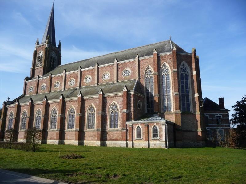 L'EGLISE de Le Quesnel : église Saint léger. Eglise20