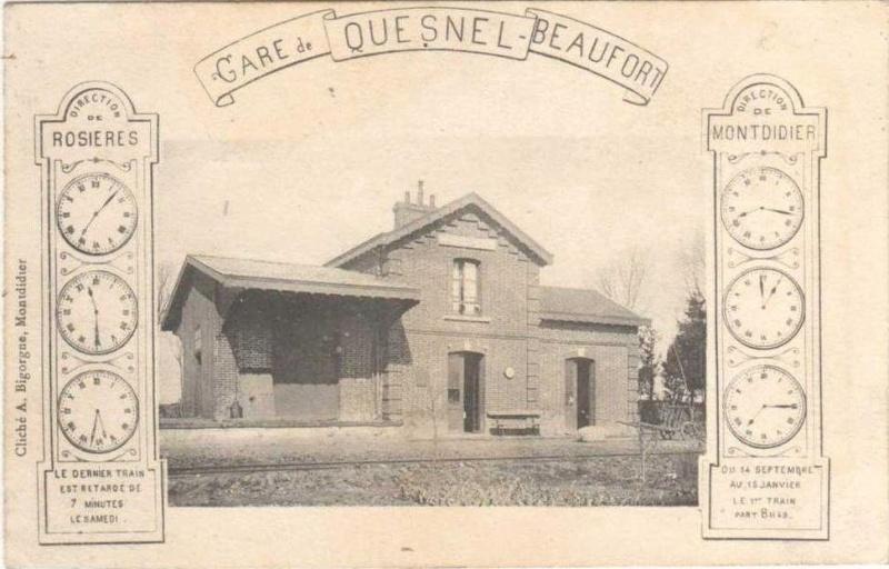 photos anciennes Gare10