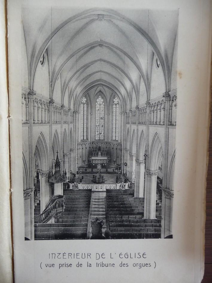 L'EGLISE de Le Quesnel : église Saint léger. Intyri10