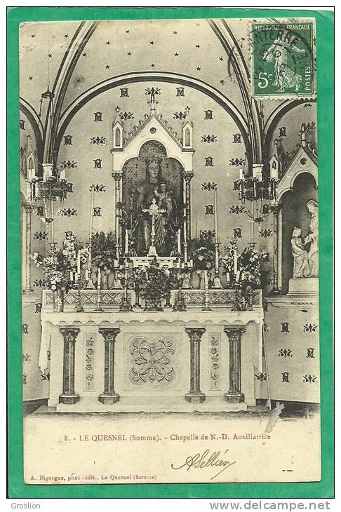 la chapelle Notre Dame Auxiliatrice Notre_10
