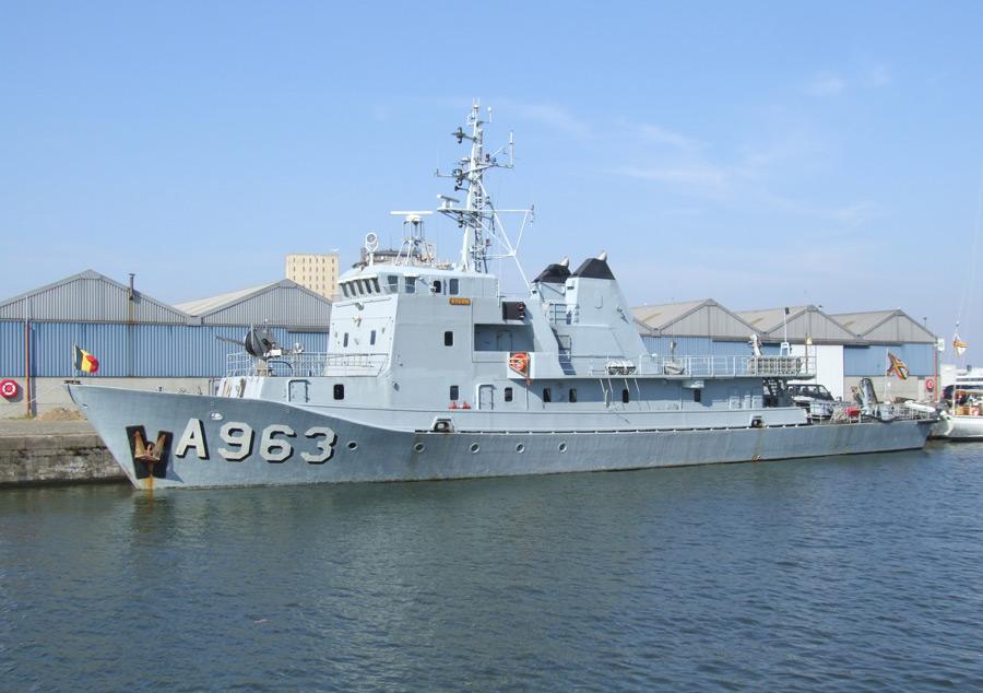 A963 STERN (Ready Duty Ship) A963_s10