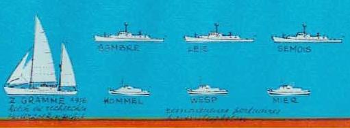 N° de coque des patrouilleurs de la Force Navale ! Flot10