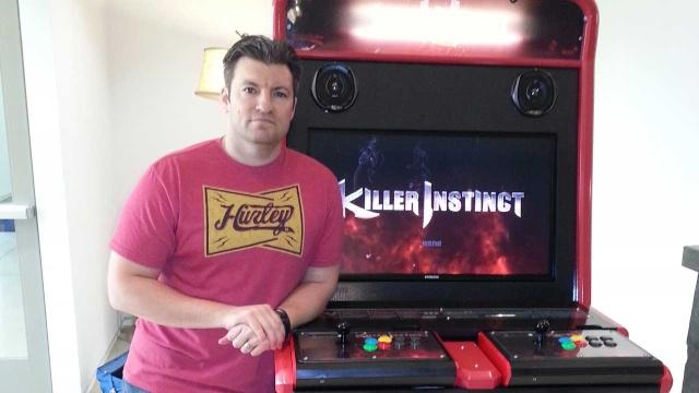 arcade stick killer instinct database P462ku10