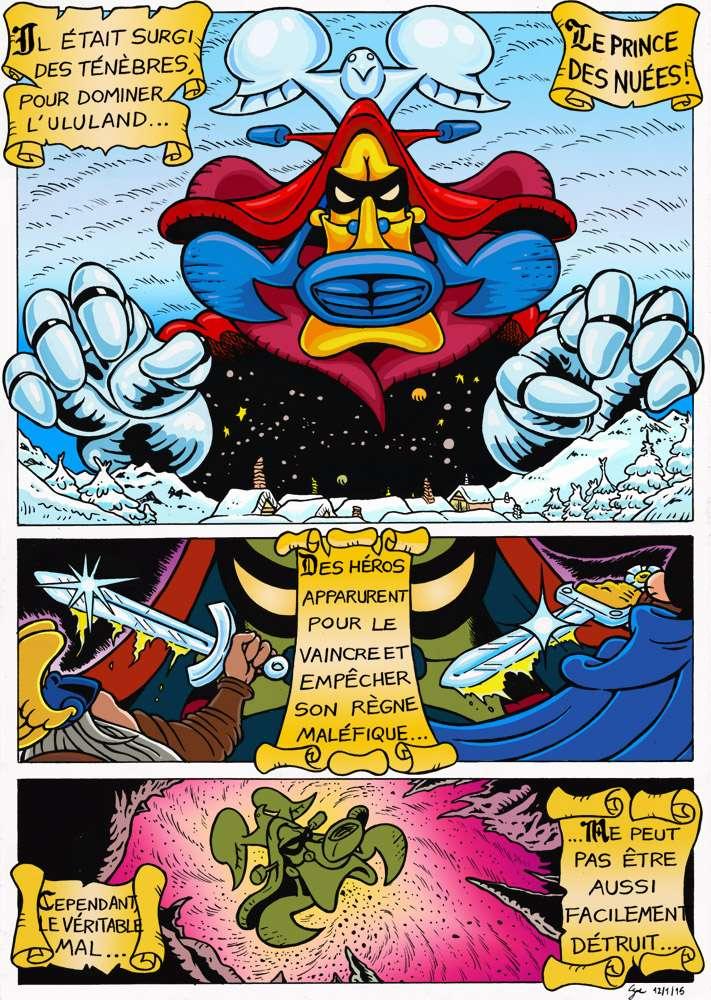 Dessins que je fais!  (univers BD de Mickey et Donald...) - Page 3 Ice_sw11