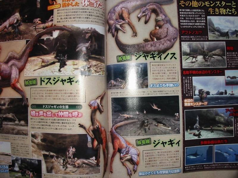 Récapitulatif : Monster Hunter Tri 61331511