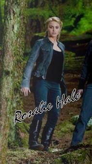 Rosalie Hale Cullen