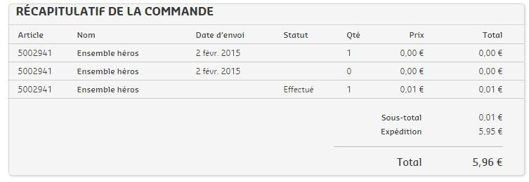 [Produits] BIONICLE 2015 : Le modèle promotionnel se dévoile - Page 2 Comman10