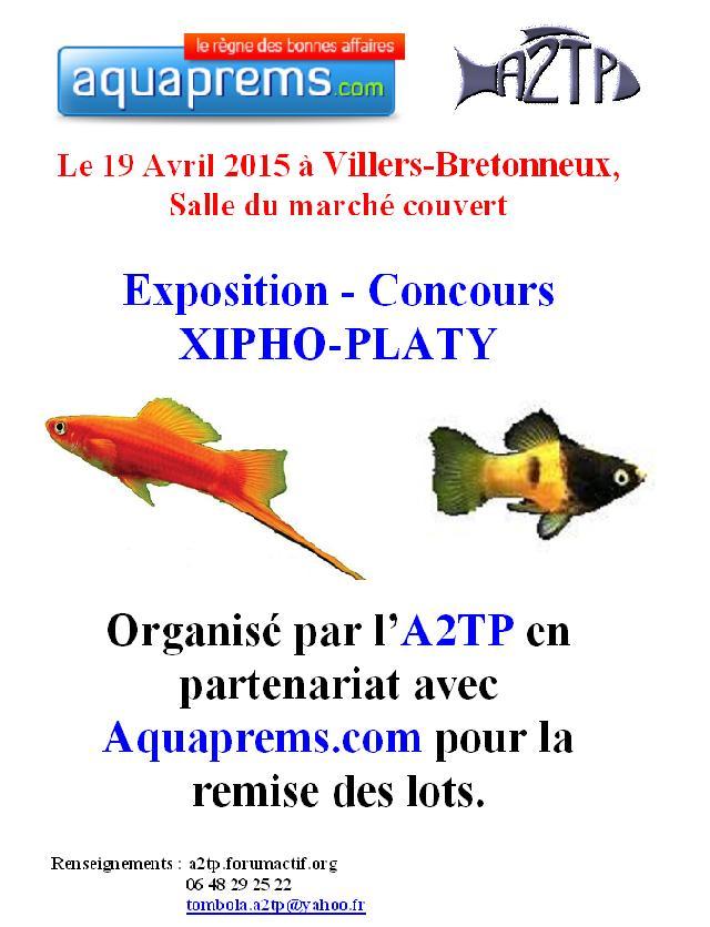 CONCOURS NATIONAL DE XIPHO ET DE PLATY le 19 04 2015 Affich10