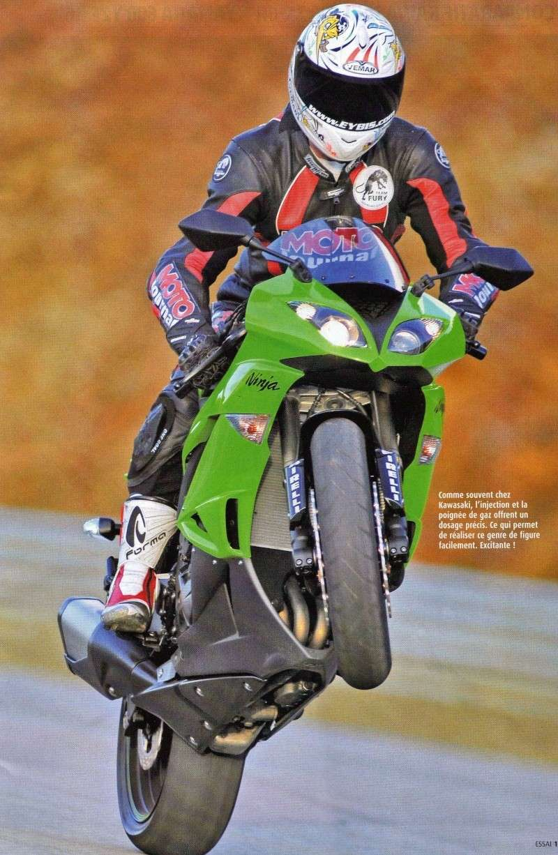 ZX6R contre R6 Img01010