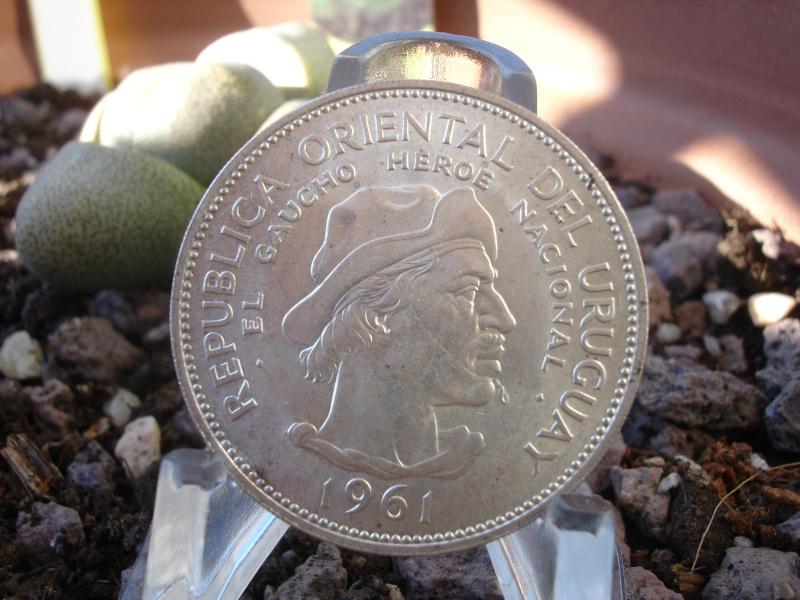10 Pesos, Uruguay. 1961 Dsc08913
