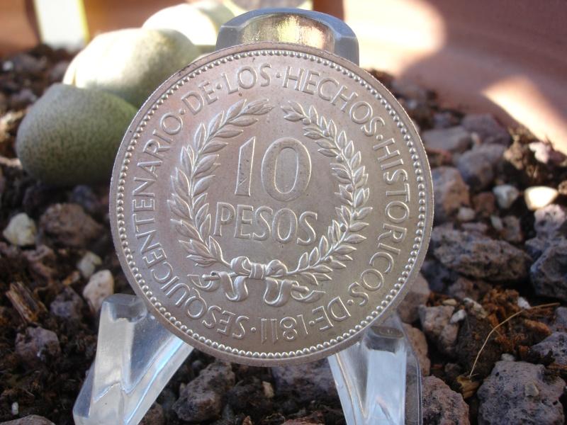 10 Pesos, Uruguay. 1961 Dsc08914
