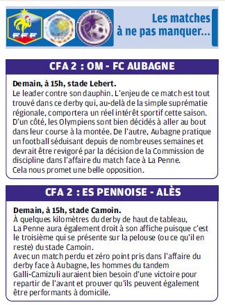 OLYMPIQUE D'ALES // CFA2  GROUPE E  - Page 12 5a10
