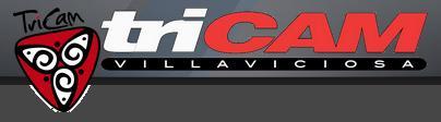 Bidon personalizado logo club Tricam11