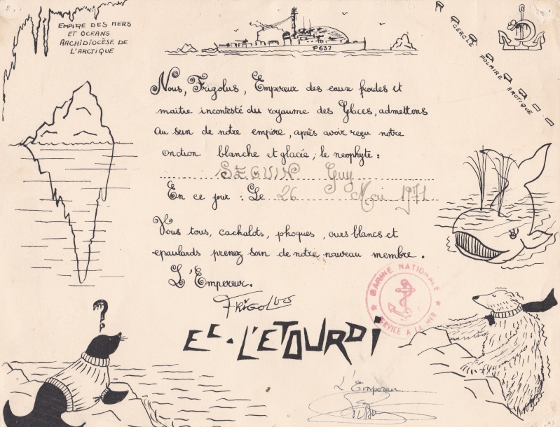 L'ÉTOURDI (E.C.) Certif11