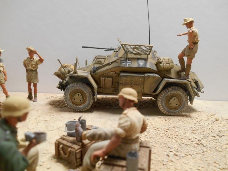De Tobruk à El Alamein - Octobre 42 - Maquettes Tamiya et Italeri - Figurines MK35 - 1/35e Tobruk16